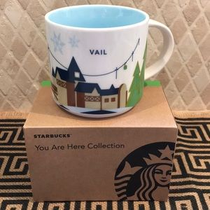 STARBUCKS You Are Here Collection Vail, Colorado